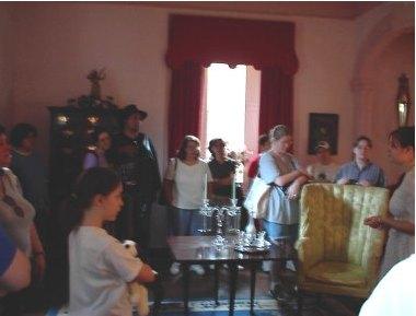 Inside the Berkeley Manor