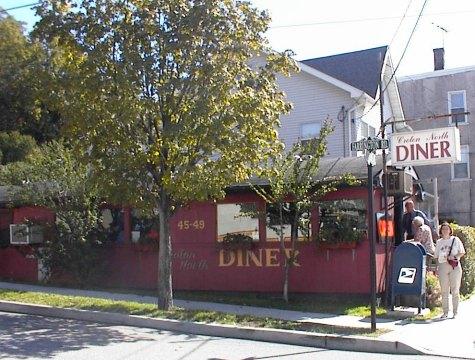 """""""Wimpy's"""" Diner!"""