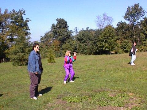 Christina, Diann, and Jenn